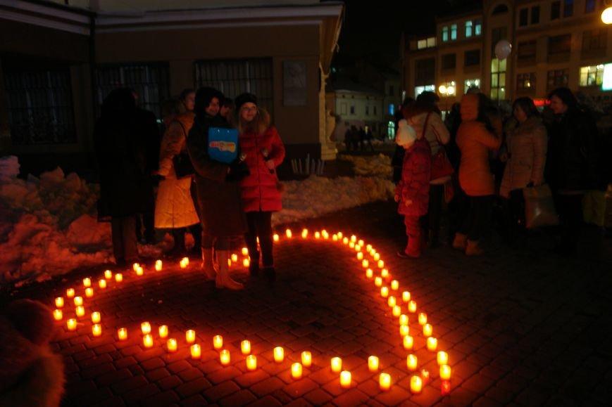 Франківська ратуша засвітилася по-новому (ФОТОЗВІТ), фото-5