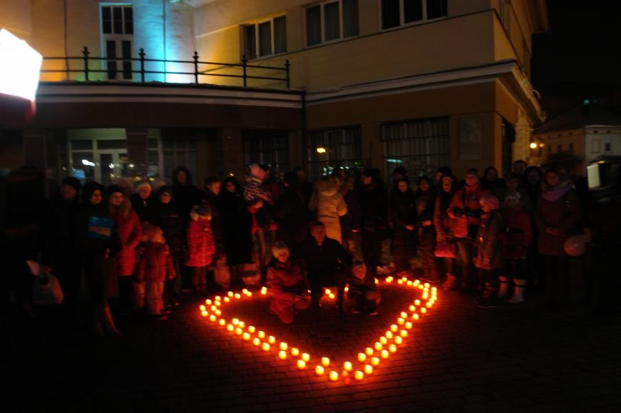 Франківська ратуша засвітилася по-новому (ФОТОЗВІТ), фото-3
