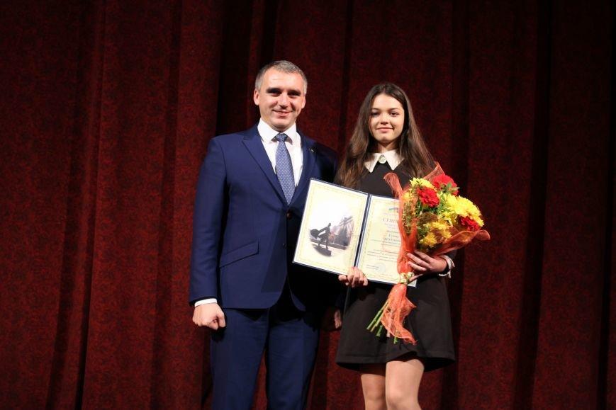 Лучших николаевских студентов наградили стипендией мэра (ФОТО), фото-6