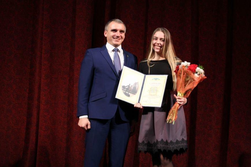 Лучших николаевских студентов наградили стипендией мэра (ФОТО), фото-8