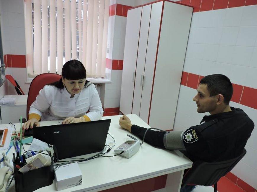 Сумские патрульные сдали кровь для онкобольных детей (ФОТО), фото-3
