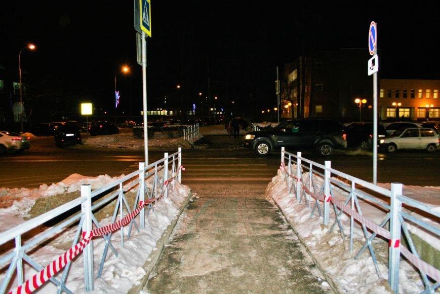 Железные ограждения установили вдоль проезжей части в Троицке, фото-4