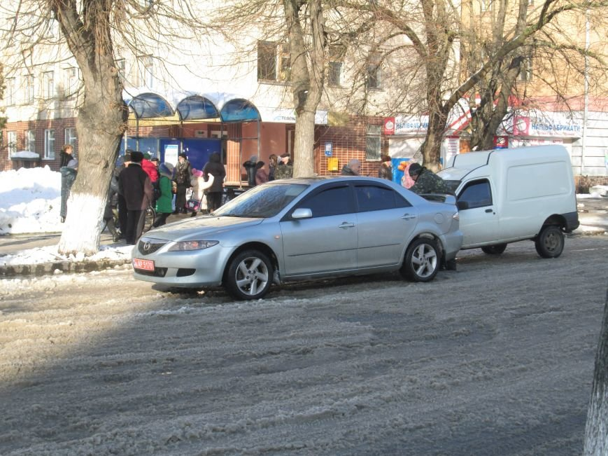 У центрі Новограда-Волинського трапилася ДТП (ФОТО, ВІДЕО), фото-2