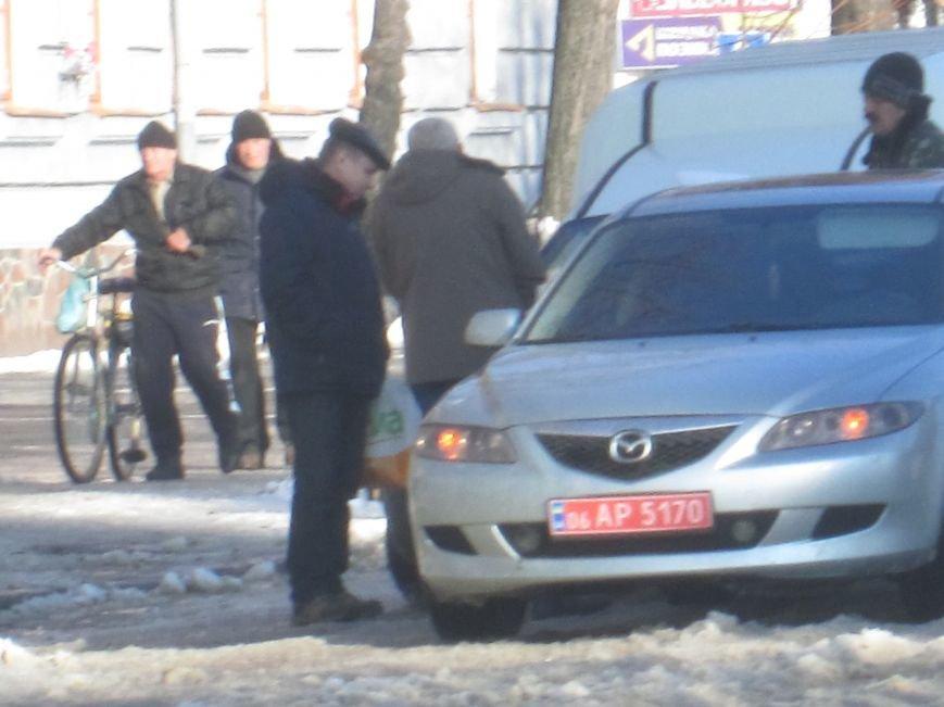 У центрі Новограда-Волинського трапилася ДТП (ФОТО, ВІДЕО), фото-3