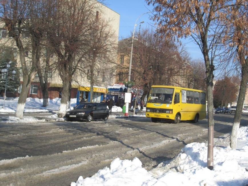 У центрі Новограда-Волинського трапилася ДТП (ФОТО, ВІДЕО), фото-4
