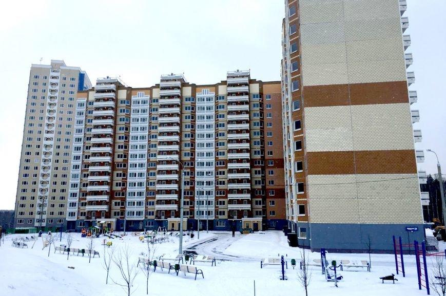 В «Южном Домодедово» достроили еще несколько домов, фото-1