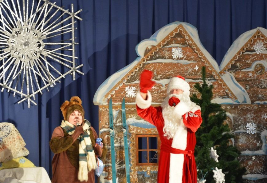 В Севастополе  отметили День рождения Деда Мороза, фото-4