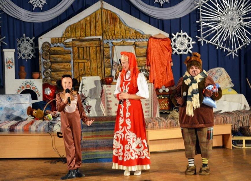 В Севастополе  отметили День рождения Деда Мороза, фото-5