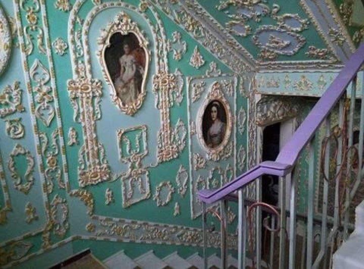 Ідея для франківських домоуправителів. Або як обісцяний під'їзд перетворити на мистецтво. Фото, фото-6