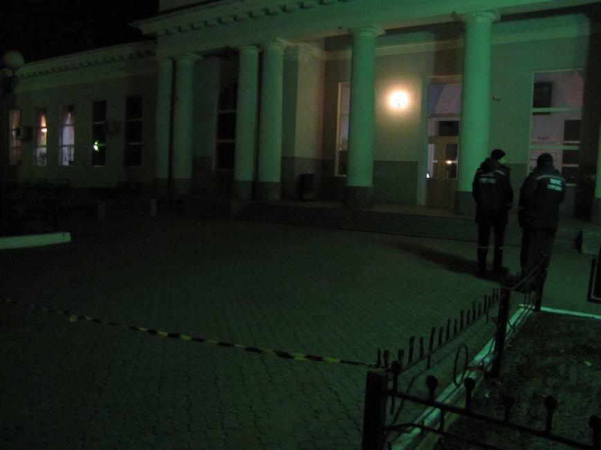 Из-за угрозы взрыва поезда не заезжают на ст. Мелитополь (фото), фото-6