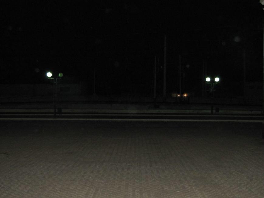 Из-за угрозы взрыва поезда не заезжают на ст. Мелитополь (фото), фото-9