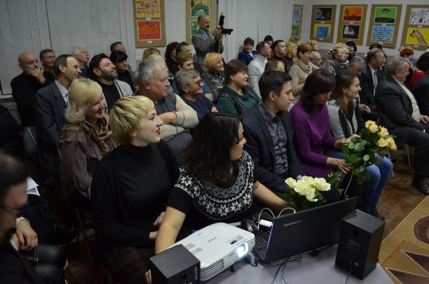 Вилен Усиков презентовал авторское издание о жизни и опыте, фото-5