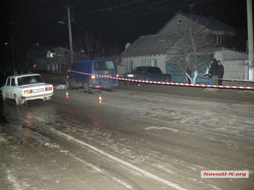В Николаеве микроавтобус сбил насмерть пожилую женщину (ФОТО), фото-8