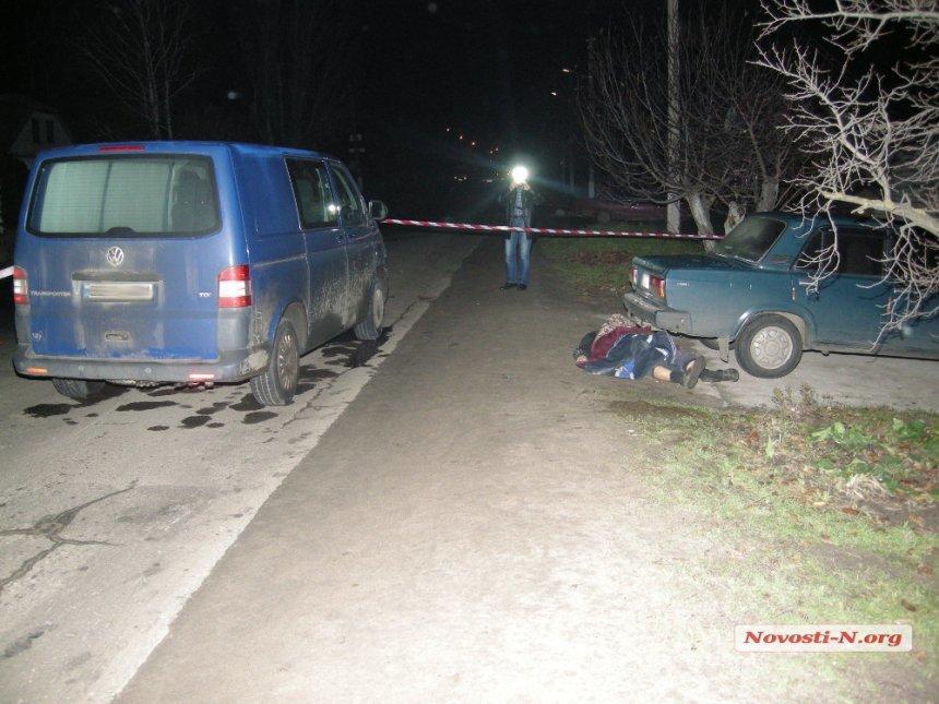 В Николаеве микроавтобус сбил насмерть пожилую женщину (ФОТО), фото-1