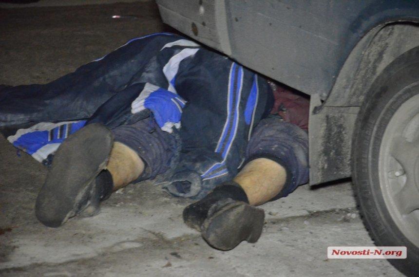 В Николаеве микроавтобус сбил насмерть пожилую женщину (ФОТО), фото-7