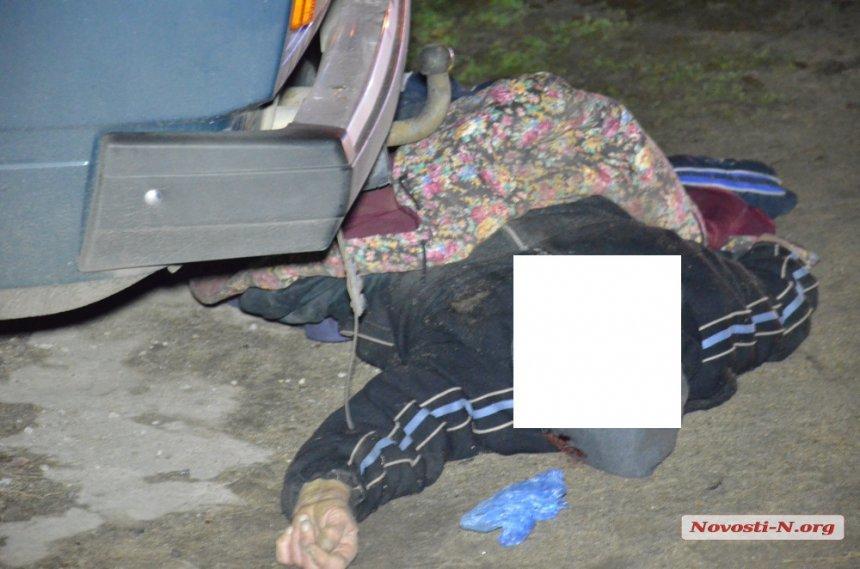 В Николаеве микроавтобус сбил насмерть пожилую женщину (ФОТО), фото-4