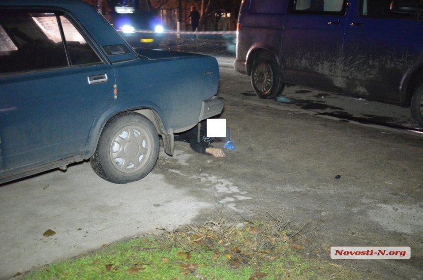 В Николаеве микроавтобус сбил насмерть пожилую женщину (ФОТО), фото-6