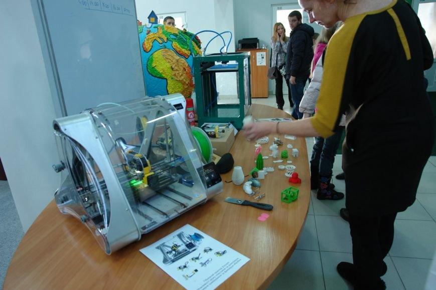 Як франківці освоювали 3D-принтер та друкували свої тіла (ФОТО+ВІДЕО), фото-1