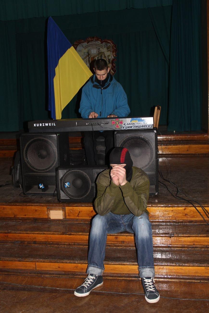 Пианист-экстремист дал концерт в Мелитополе, фото-3