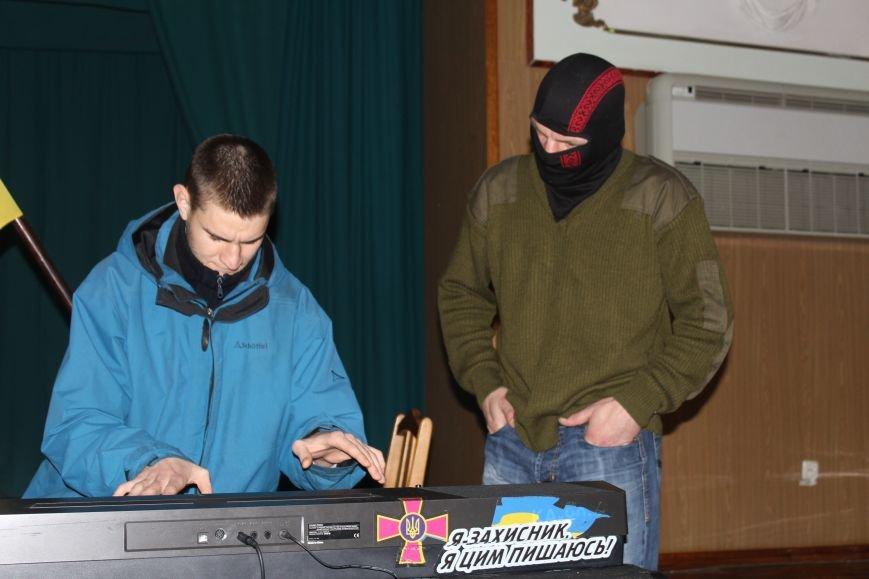 Пианист-экстремист дал концерт в Мелитополе, фото-4