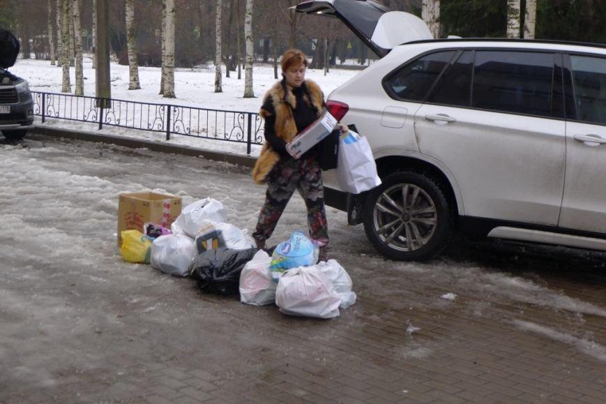 """У Дома молодежи """"Царскосельский"""" прошла акция """"Раздельный сбор"""", фото-5"""