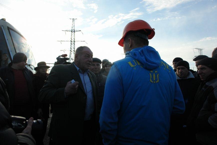 Мітингувальники з БуТЕС на годину перекрили львівське шосе (ФОТОРЕПОРТАЖ), фото-18