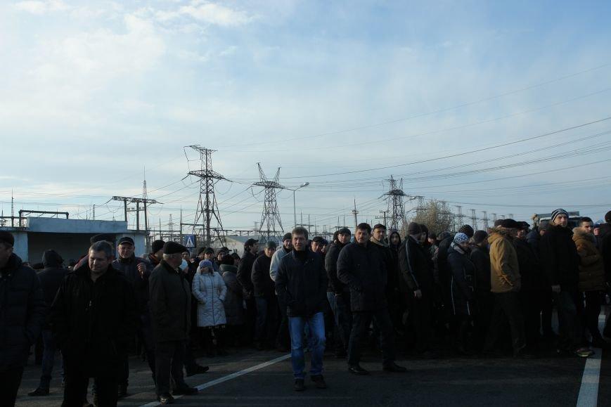 Мітингувальники з БуТЕС на годину перекрили львівське шосе (ФОТОРЕПОРТАЖ), фото-10