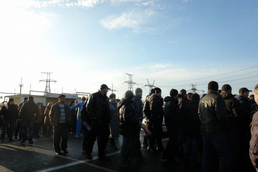 Мітингувальники з БуТЕС на годину перекрили львівське шосе (ФОТОРЕПОРТАЖ), фото-19