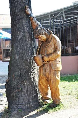 В Івано-Франківську пропонують зробити пам'ятник пиякам (ФОТО), фото-2