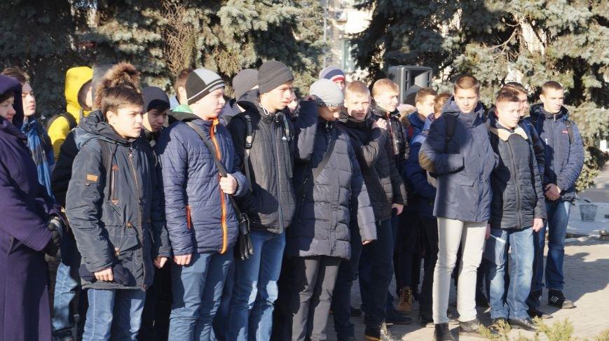 Павлоградцы почтили память погибших героев, фото-3