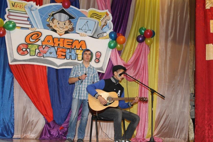 Студенты Бахмута отметили свой праздник, фото-11