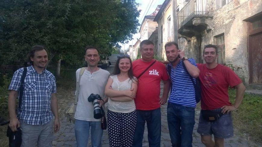 Кам'янчанину випала нагода представляти Подільську говірку на львівському телеканалі «ZIK», фото-1