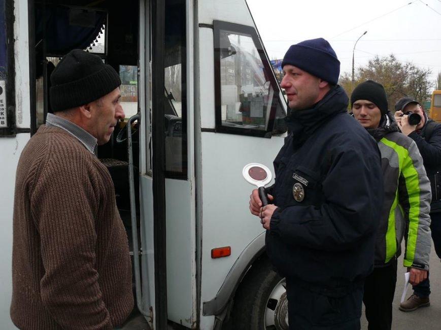 Николаевские патрульные приняли участие в автопробеге, посвященном памяти погибших в ДТП (ФОТО), фото-2