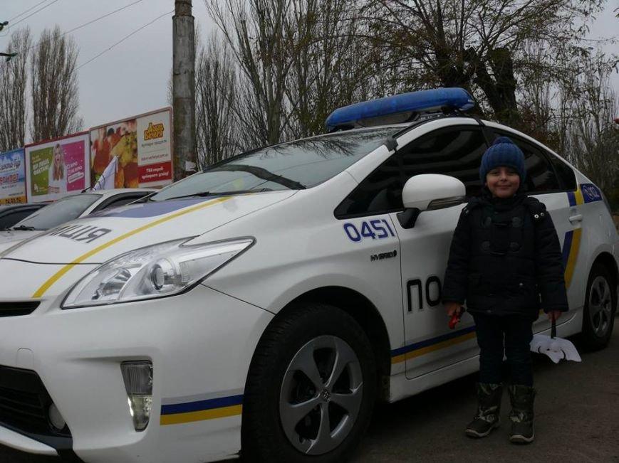 Николаевские патрульные приняли участие в автопробеге, посвященном памяти погибших в ДТП (ФОТО), фото-3