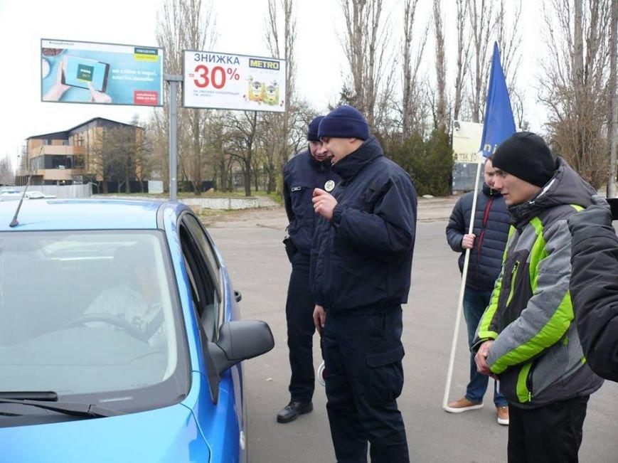 Николаевские патрульные приняли участие в автопробеге, посвященном памяти погибших в ДТП (ФОТО), фото-5