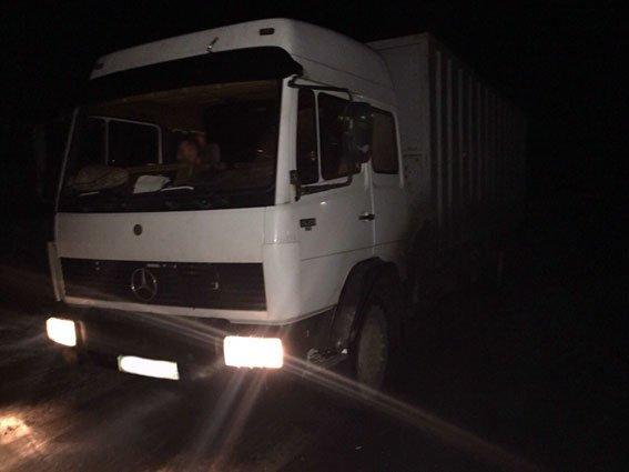 Поліція затримала конотопчанина, який нелегально перевозив коней, фото-1