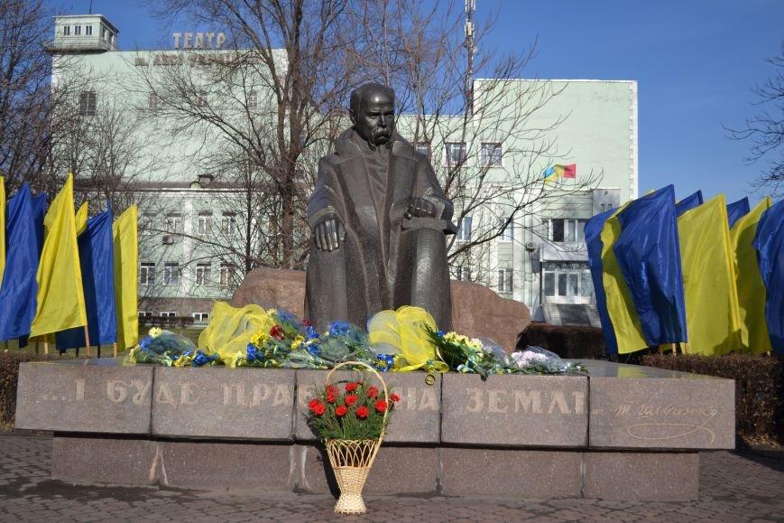 В Каменском отметили День достоинства и свободы, фото-16