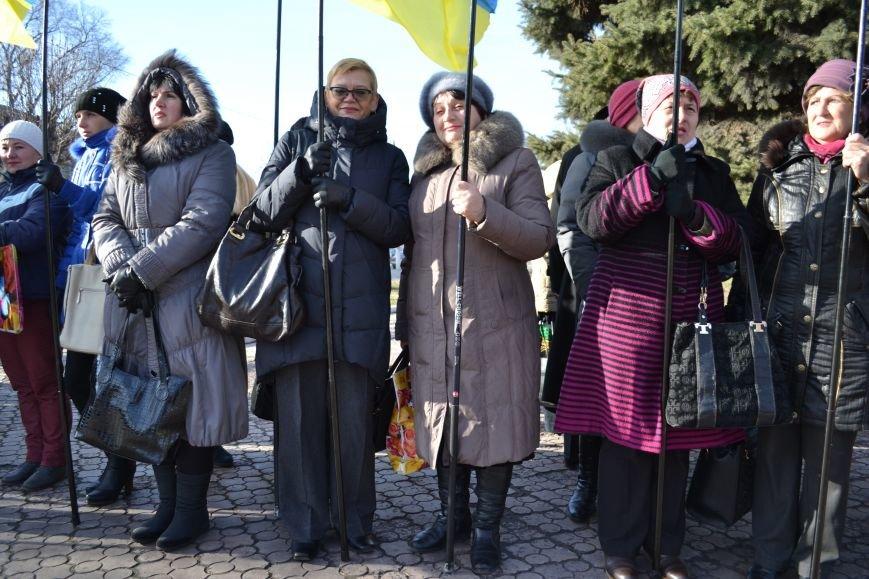 В Каменском отметили День достоинства и свободы, фото-1