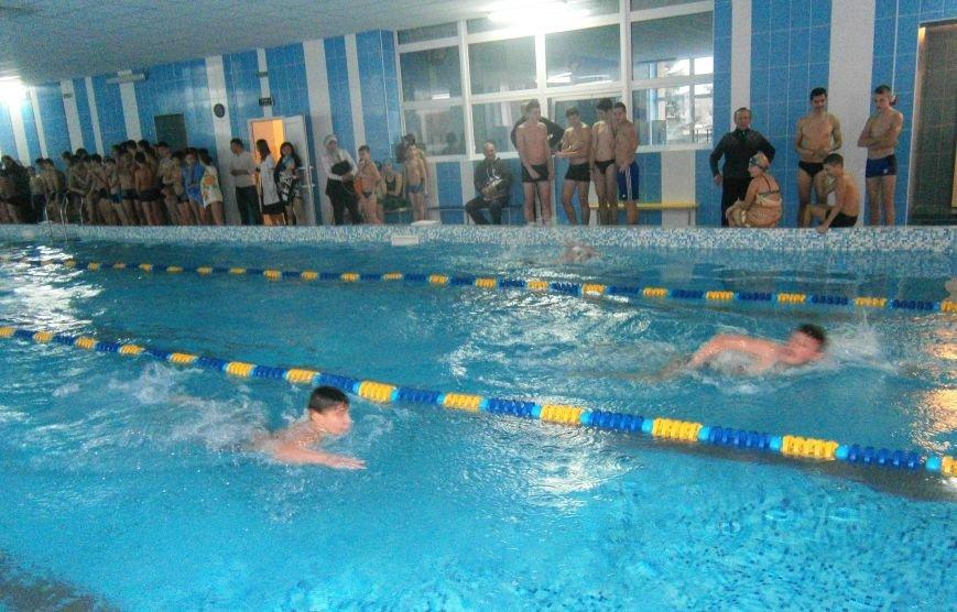 Школьники Бахмута приняли участие в первенстве города по плаванию, фото-2