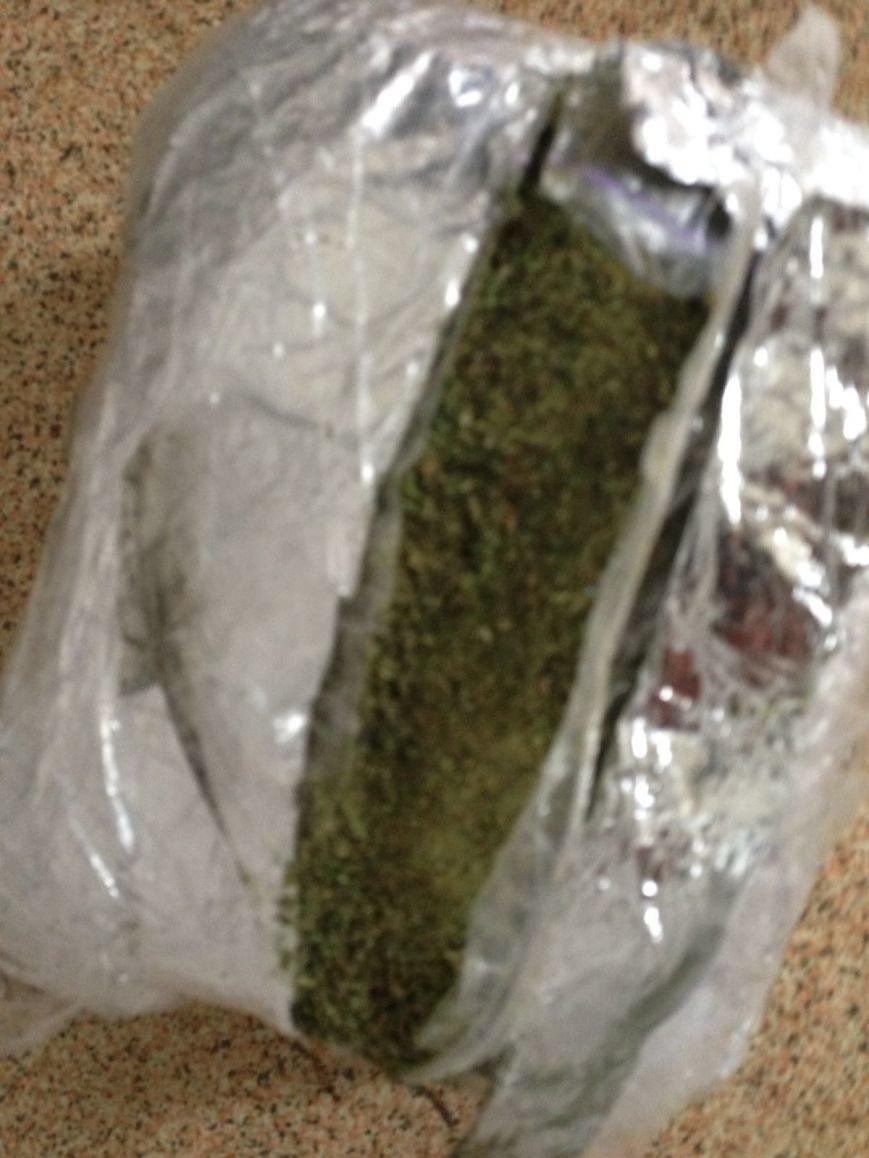 Семь килограммов марихуаны нашли пограничники в запаске «Нисана» в Бахмутском районе, фото-5