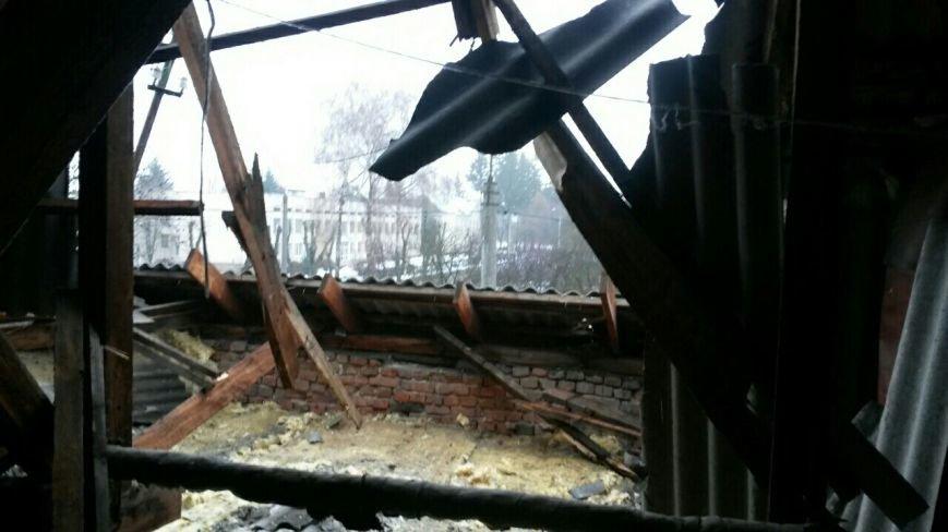 У Тернополі через сніг обвалився дах в житловому будинку (Фото), фото-4