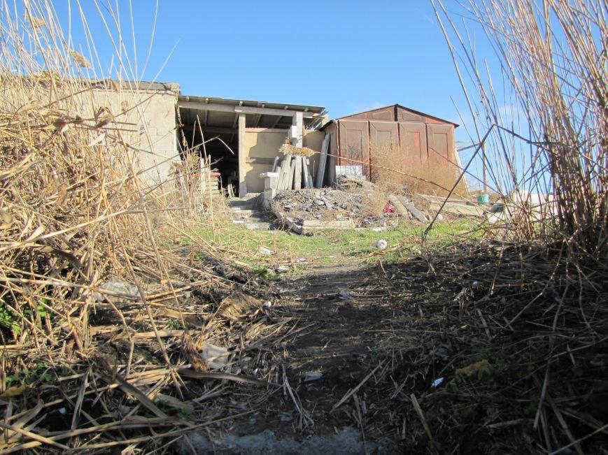 Журналисты нашли, кто загрязняет Песчанский ручей в Мелитополе  (фото), фото-7