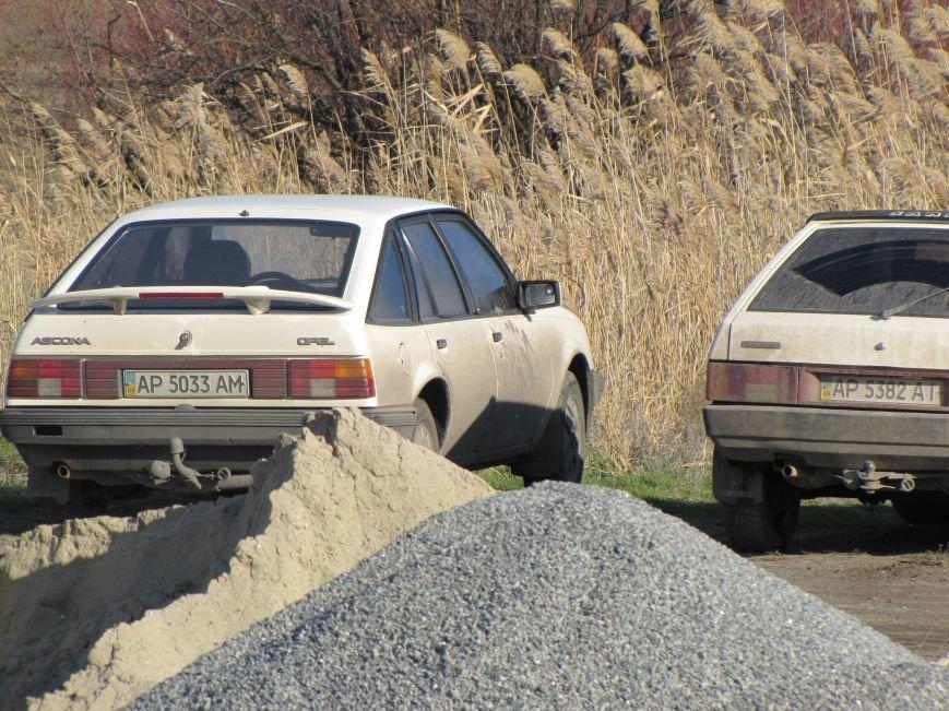 Журналисты нашли, кто загрязняет Песчанский ручей в Мелитополе  (фото), фото-9