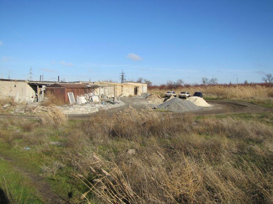 Журналисты нашли, кто загрязняет Песчанский ручей в Мелитополе  (фото), фото-8