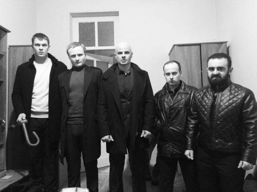 Мелитопольский комик сыграл роль криминального авторитета в украинском сериале, фото-1