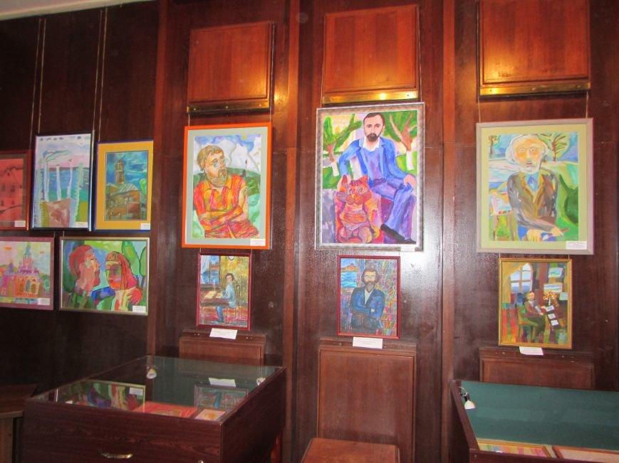 Юные художники составили свой рейтинг известных саратовцев, фото-4
