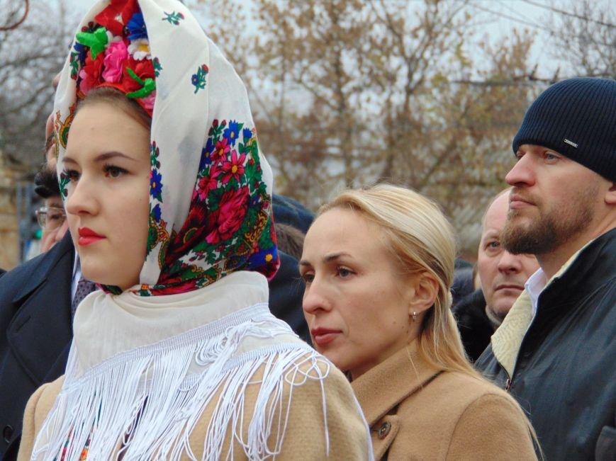 Третья годовщина Майдана: в Николаеве почтили память Небесной сотни (ФОТО), фото-4