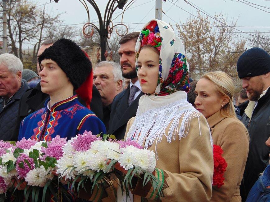 Третья годовщина Майдана: в Николаеве почтили память Небесной сотни (ФОТО), фото-6