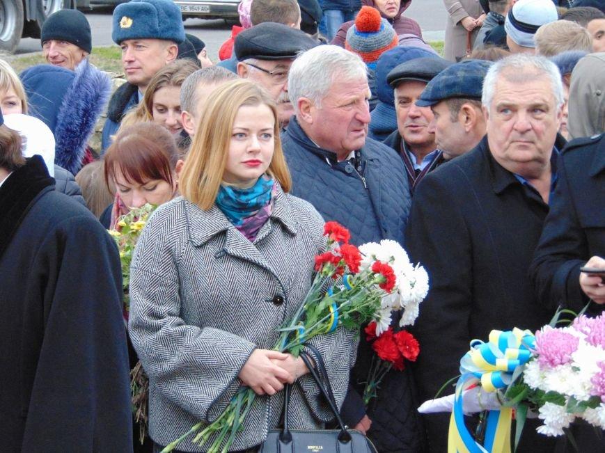 Третья годовщина Майдана: в Николаеве почтили память Небесной сотни (ФОТО), фото-2