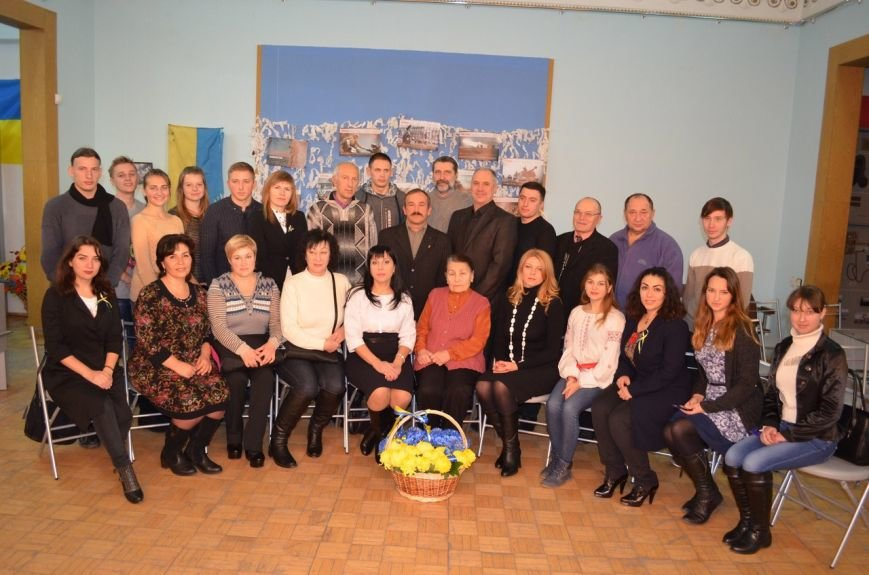 В краеведческом музее показали хроники Евромайдана (фото), фото-5